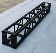 GENERICO BLACK 6ft ALUMINUM 12x12 BOX TRUSS TOMCAT, TYLER, THOMAS, TOTAL (1)