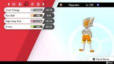 6IV Battle Ready Shiny Cinderace For Pokemon Sword And Shield