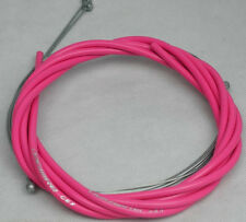 JAGWIRE BRAKE HOUSING HOSE CABLE KIT BMX MTB ROAD BIKE WITH INNER CABLE PINK