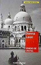 Veneno De Cristal De Donna Leon