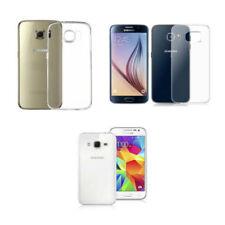 Fundas y carcasas Samsung Para Samsung Galaxy S6 edge de silicona/goma para teléfonos móviles y PDAs