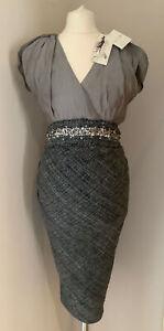 Damsel In A Dress Moonstone Dress Size Uk 8