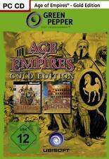 Age of Empires 1 GOLD tedesco * TOP Condizione