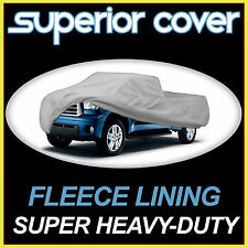 5L Truck Car Cover Suzuki Equator Sport Long Bed Crew Cab 2010