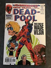 Flashback Deadpool minus one -1 Marvel, 1997]