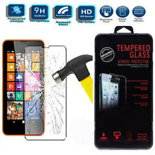 Genuine Real Tempered Glass LCD Screen Cover Protector For Nokia Lumia 630 635