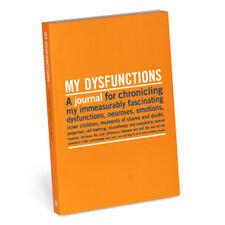 Knock Knock Mini Inner-Truth Journal My Dysfunctions
