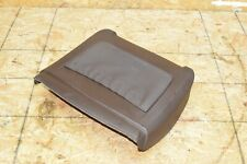 BMW E70 E71 X5 X6 Front Seat Chair Back Section Pocket Storage Cover Trim OEM