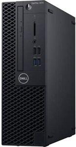 Dell Optiplex 3070 SFF Barebone motherboard chassis caddy heatsink Fan DVD Bezel