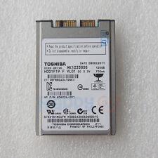 """1.8"""" 120GB MK1233GSG Micro Sata Hard Drive Replace MK1229GSG MK1629GSG MK2529GSG"""