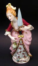 Beautiful Vintage Hand Painted Large Occupied Japan Female Figurine