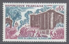 France 1971 MNH Mi 1765 Storming of the Bastille ** French Revolution