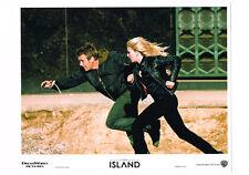 THE ISLAND SCARLETT JOHANSSON EWAN MCGREGOR ORIGINAL 11X14 LOBBY CARD