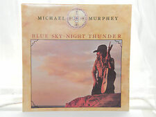 "Michael Murphey - Blus Sky - Night Thunder 12"" LP 1975"