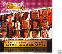 CD SINGLE 2T / STAR ACADEMY 6 / POLNAREFF