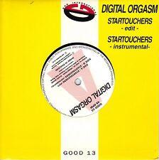 Digital Orgasm - Startouchers - Jade 4U Praga Khan 7 Inch Vinyl Record NEW