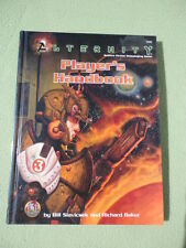 Alternity Player's Handbook TSR Science Fiction Roleplaying Game USED HB