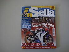 - IN SELLA 10/2008 APRILIA DORSODURO 750/BMW F 650 GS/HP2 SPORT/KAWASAKI VERSYS