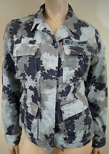 PAUL SMITH Pink Label Beige Grey Brown Blue Cotton Floral Print Casual Jacket S