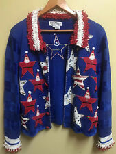 Jack B Quick Sweater Cute Ugly Christmas Holiday Party Size Medium