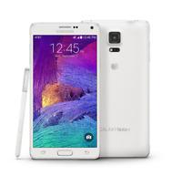 Débloqué Téléphone Samsung Galaxy Note 4 N910A 32GB 16MP Android 4G LTE - Blanc