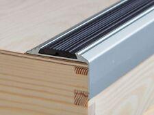 120cm Aluminium Stufenleiste Anti Rutsch Treppenkantenprofil Treppenwinkel