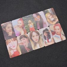 KPOP Red Velvet The Red Summer Album Photo Cards Joy Wendy Irene SeulGi Yeri