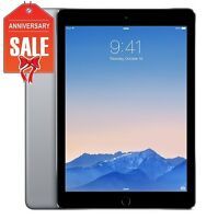 Apple iPad Air 1st Gen 128GB, Wi-Fi + 4G (Unlocked), 9.7in - Space Gray (R-D)
