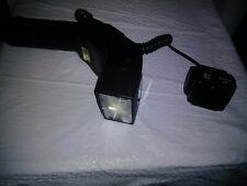 Quantaray QTB-9500A Flash Module NK AF Dedicated off Camera Cord Full TTL