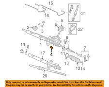 HONDA OEM Steering-Gear Assembly Bushing 53685S3VA01