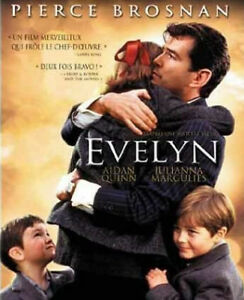 Evelyn DVD - 2002 Pierce Brosnan - BASED ON TRUE STORY - IRISH movie - RARE