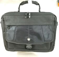TARGUS Deluxe Professional Business Notebook Clamshell Laptop Briefcase Bag Case