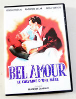 Bel amour  - CAMPAUX  - DVD comme neuf