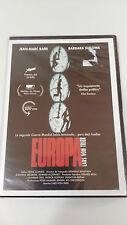EUROPA DVD LARS VON TRIER JEAN-MARC BARR BARBARA SUKOWA SEALED PRECINTADA NUEVA
