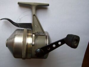 Zebco 444 Classic Feathertouch Graphite Trigger Control Spincasting Reel