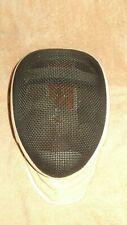 french fencing mask- vintage,excellent condition. prieur-paris-made in france