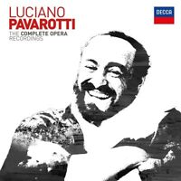 THE COMPLETE OPERAS (LIMITED EDITION ) - PAVAROTTI,LUCIANO/+100 CD+BLU-RAY NEU