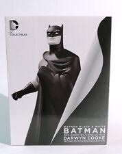 Batman black & white statue Darwyn Cooke 2nd edition uk vendeur
