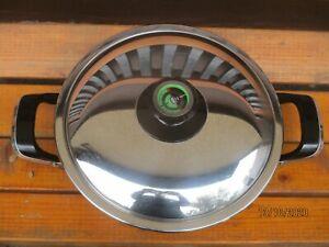 Kochtopf Topf  AMC 2,0 L gebraucht Kochtöpfe Induktion Qualitätstöpfe d= 24 cm