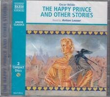 Oscar Wilde The Happy Prince And Other Stories 2CD Audio Book NEW Anton Lesser