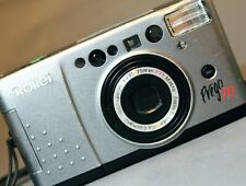 ROLLEI PREGO 70 Compact point and shoot 35mm film Camera 35-70mm Zoom Macro Lens