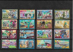 1981 Malta MNH - Definitives CV £24