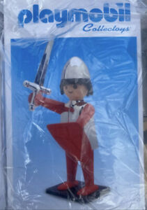 Playmobil Collectoys Knight 21cm New Boxed - Vintage Collector Play Mobil