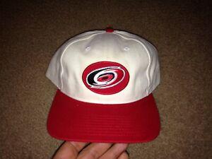 Vintage Twins Enterprises Carolina Hurricans strapback hat NWT NHL
