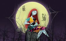 Nightmare Before Christmas # 22 - 8 x 10 - T Shirt Iron On Transfer - Sally