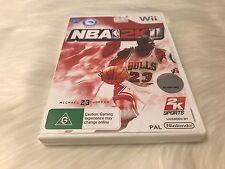 NBA 2k11 Nintendo Wii