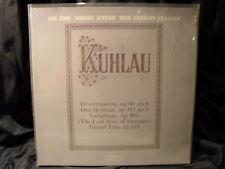 F. Kuhlau - Divertimento, op.68 no.6 etc / Oien/Aitken/Braaten