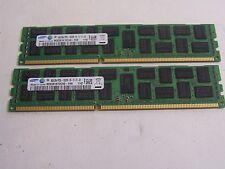 HP 16gb (8gb x2) 500205-071 PC3-10600 DDR3 1333Mhz 500205-171 500662-B21 Memory