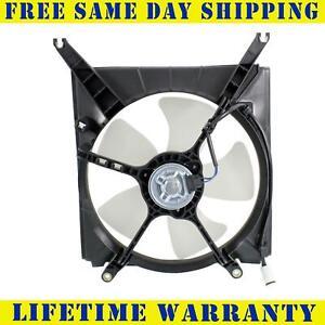 Radiator Cooling Fan Assembly For Geo Metro Chevrolet Metro GM3115131