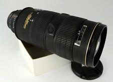 Nikon Nikkor AF-S 80-200 mm F/2.8 AF-S D IF ED M/A Objektiv, nur manuell